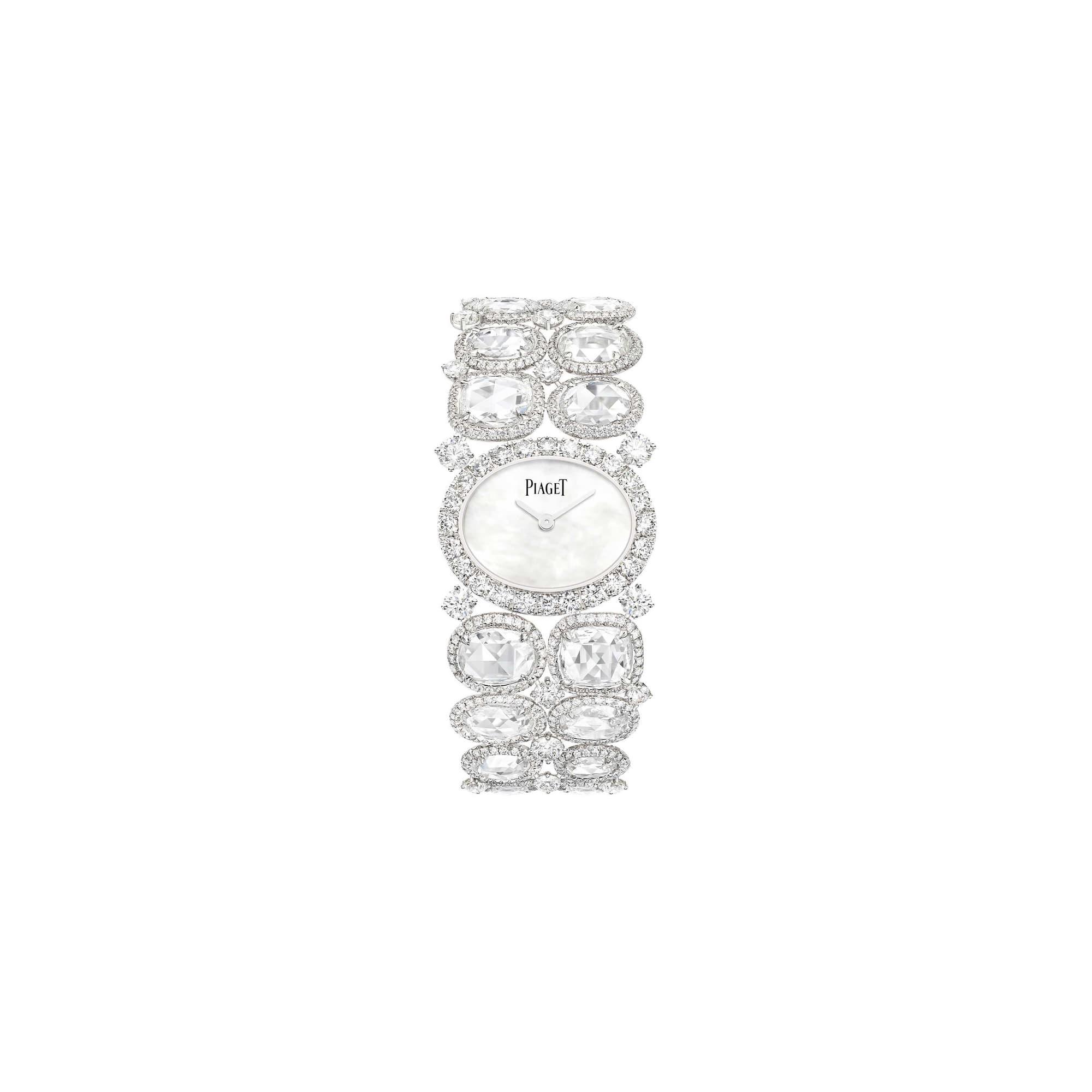 高级珠宝钻石腕表