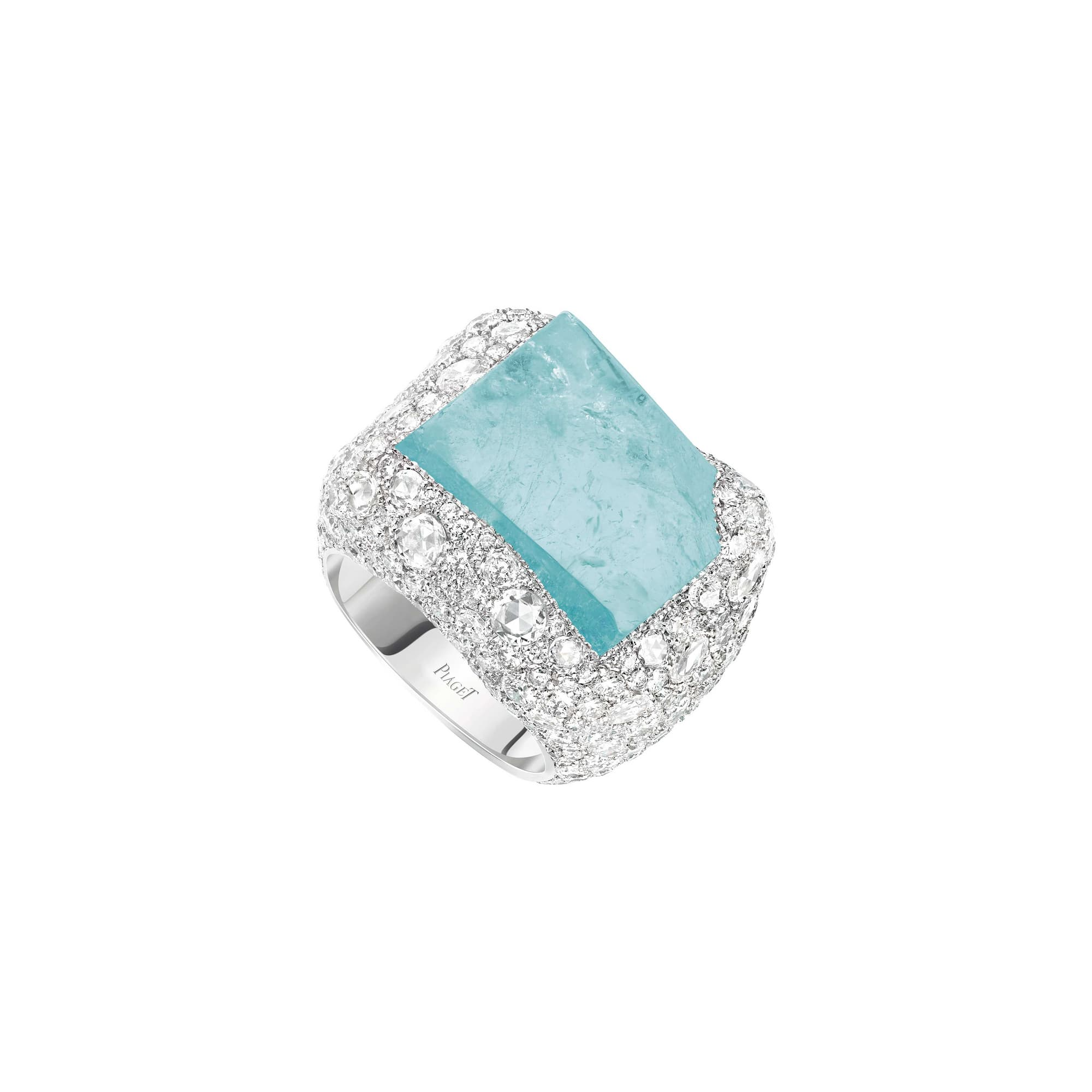 PIAGET伯爵高级珠宝钻石戒指