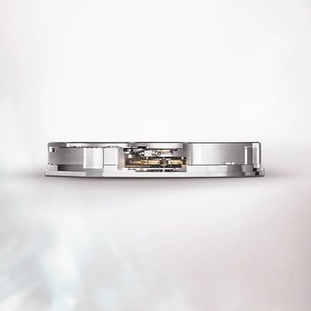 Piaget伯爵883P机械计时腕表机芯