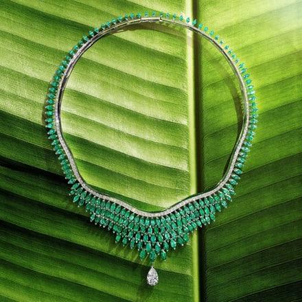 piaget luxuriant oasis高级珠宝项链