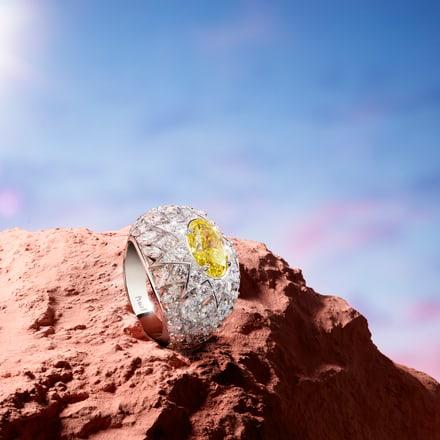 PIAGET伯爵高级珠宝戒指