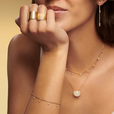 PIAGET伯爵Sunlight系列金質鉆石珠寶