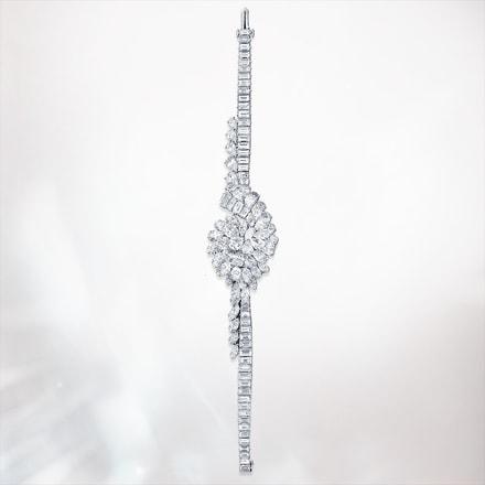 铺镶钻石高级珠宝腕表
