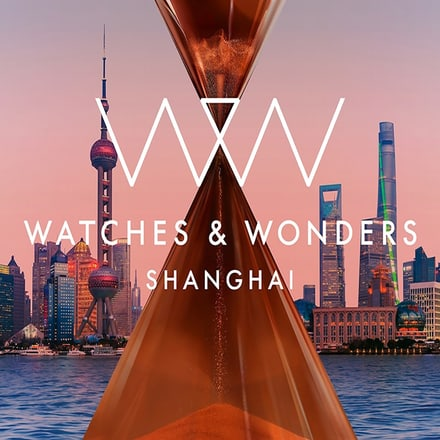 Watches and Wonders in Shanghai 2020