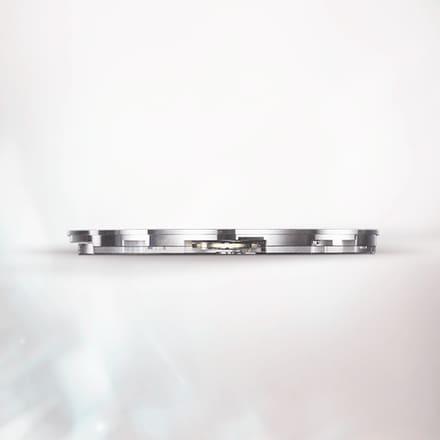 Piaget伯爵1200P白金超薄自动腕表机芯