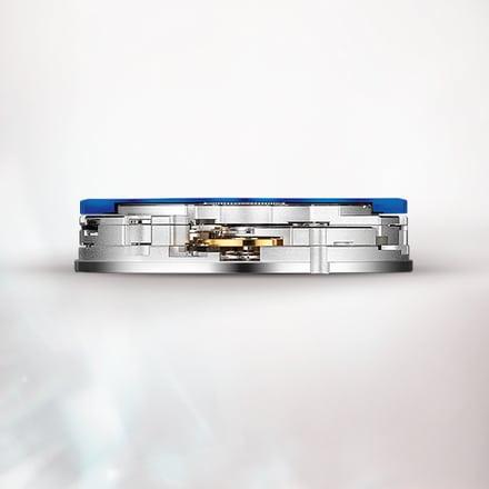 Piaget伯爵551P动力储存腕表机芯