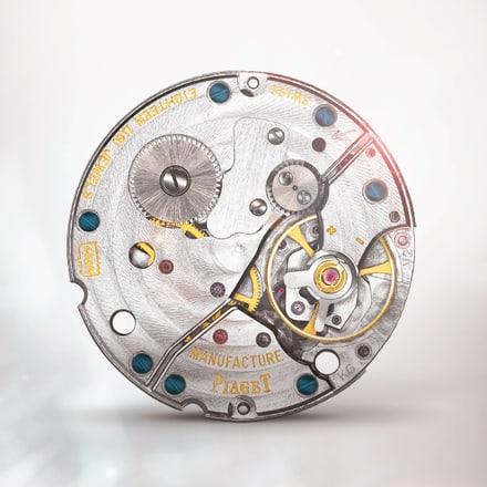 Piaget伯爵430P超薄手动上链机械机芯