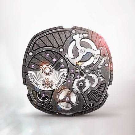 Piaget伯爵700P超薄高精准度自动机芯