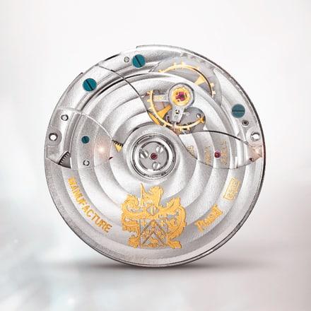 Piaget伯爵850P双时区自动机芯