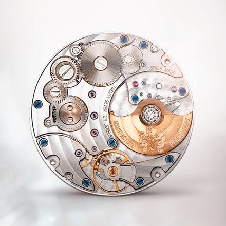 Piaget伯爵1208P超薄自动机械机芯