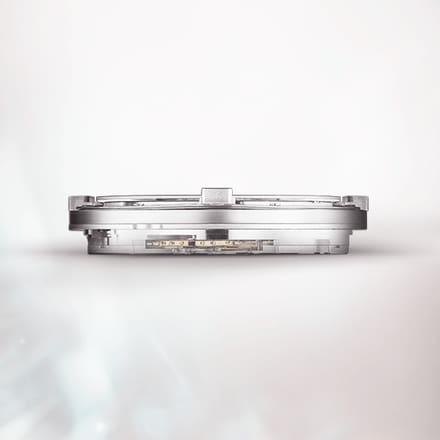 跳时高级腕表机芯:Piaget伯爵836P机芯