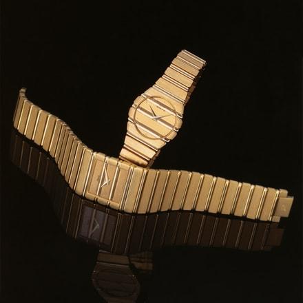 Piaget Polo金质腕表
