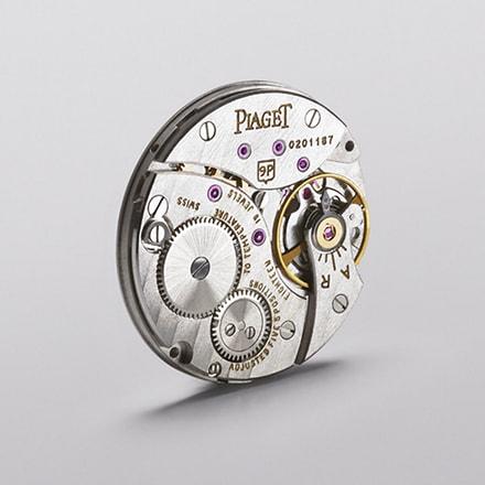 伯爵9P超薄腕表机芯