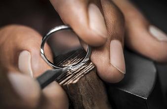 PIAGET伯爵高级戒指镌刻
