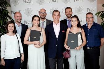 罗曼·伯爵奖2017年最佳设计师及最佳珠宝师