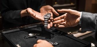 高级腕表与珠宝专卖店