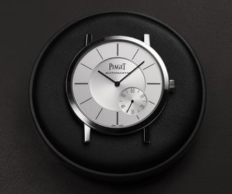 piaget altiplano超薄机芯腕表