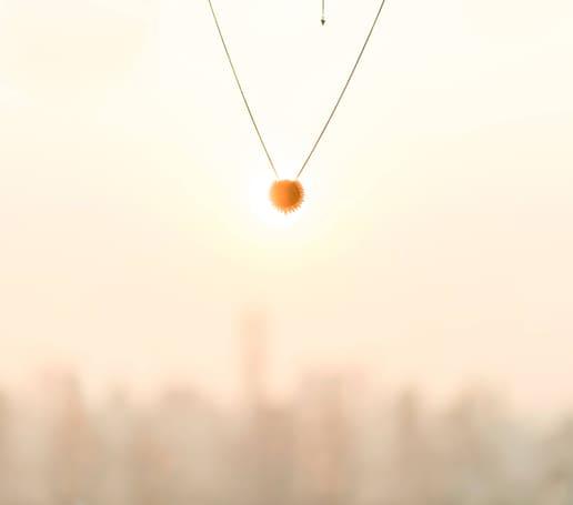 PIAGET SUNLIGHT系列金質墜飾