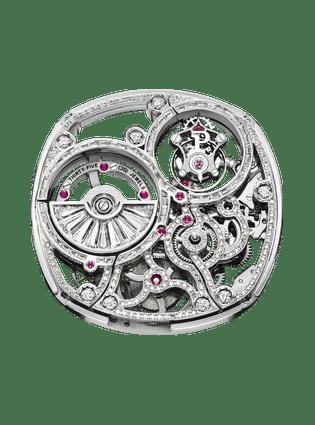 1270D镶钻镂空机芯