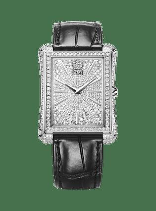 PIAGET伯爵Emperador系列高级珠宝腕表