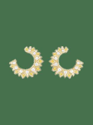 PIAGET伯爵Sunlight系列耳環