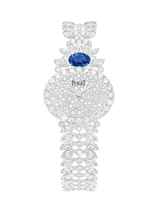 PIAGET伯爵Treasures系列高級珠寶腕表