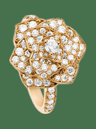 Piaget Rose戒指