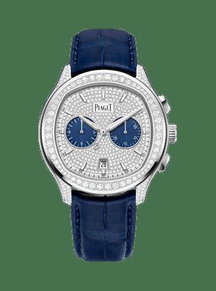PIAGET伯爵Polo Chronograph腕表