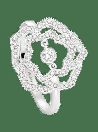 Piaget Rose系列戒指