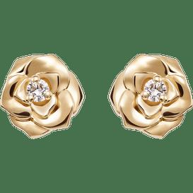 Piaget Rose耳钉
