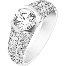 Piaget Celebration订婚指环