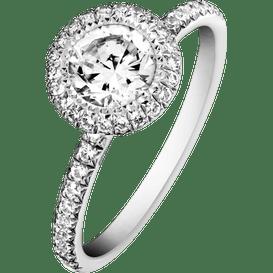 Piaget Passion订婚戒指