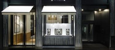 PIAGET伯爵东京精品店 - 银座高级腕表和珠宝店铺