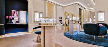 Piaget伯爵阿布扎比精品店 - The Galleria Al Maryah Island