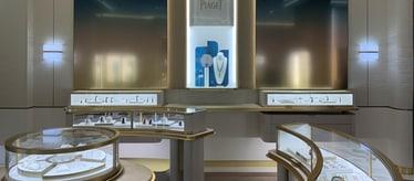 Piaget伯爵上海精品店 - 恒隆广场高级腕表与珠宝精品店