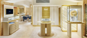 Piaget Boutique Tokyo - Mitsukoshi Nihombashi