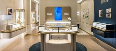 Piaget伯爵马德里精品店- 高级腕表与珠宝